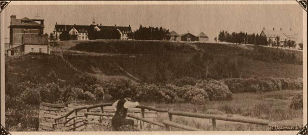 St. Alberta, 1912. Image Credit: St. Albert Historical Network